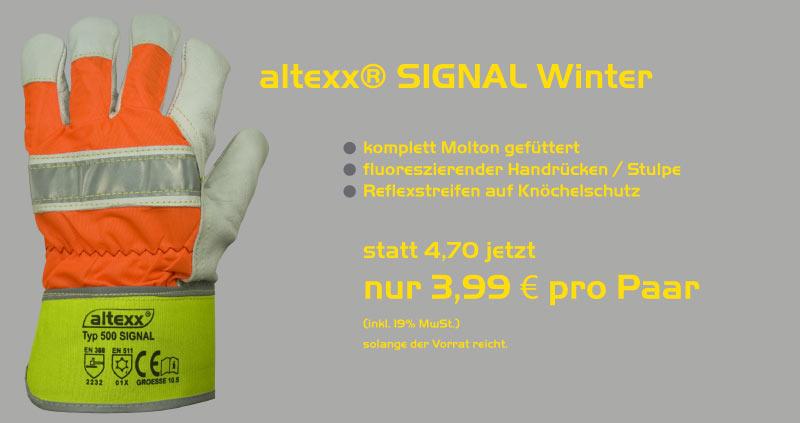 Arbeitsschutz Lutter altexx SIGNAL